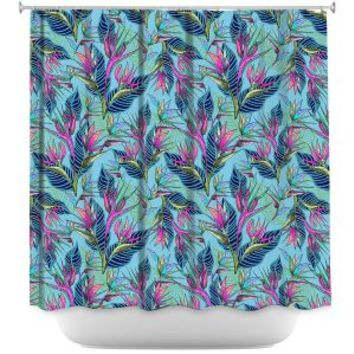 https://www.dianochedesigns.com/shower-curtain-yasmin-dadabhoy-blue-tropical.html