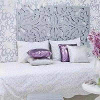 Brocade Home Exclusive - Rose Stitch Twin Duvet Cover