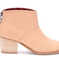 SANDSTORM LEATHER WOMEN'S LEILA BOOTIES