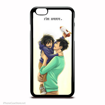 Im Here Brother's Birthright Tadashi And Hero Walt Disney Case For Iphone Case