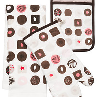 Kate Spade Chocolates Three-Piece Set Chocolate ONE