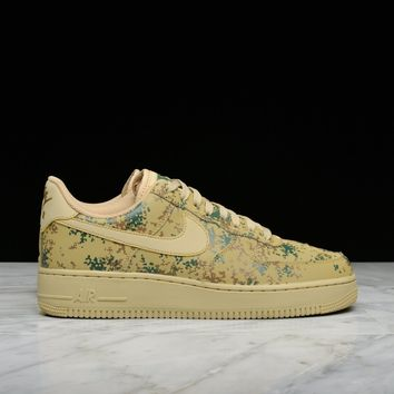 spbest AIR FORCE 1 `07 LV8  COUNTRY CAMO  - TEAM GOLD