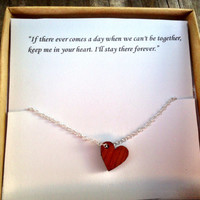 Heart Necklace (Free Shipping To USA)