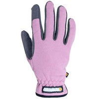 Carhartt Gloves: Women's Spandex Quick Flex Work Gloves WA547 ROSGRY