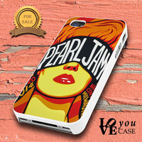 Pearl Jam 09  for  iphone, ipod, samsung galaxy, HTC and Nexus PHONE CASE