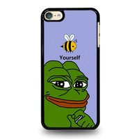 PEPE THE SMUG FROG iPod Touch 6 Case Cover