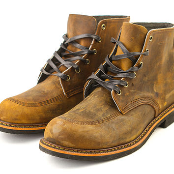 Huckberry Holiday Picks | Broken Homme Davis Boot