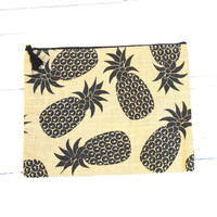 Tropical Carry-All Case {Pineapple}