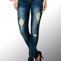Angry Rabbit Dark Wash Jeans
