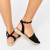 ASOS JILLY Two Part Espadrilles