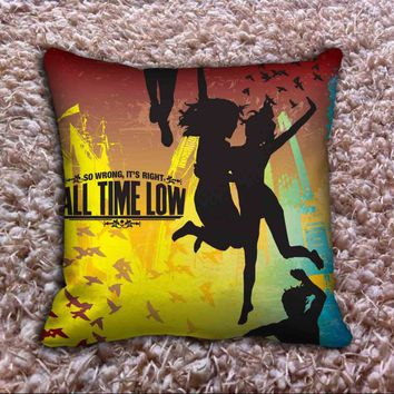 All Time Low Pillow Covers | art2cloth