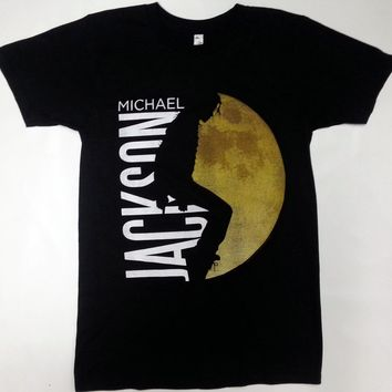 Michael Jackson MOON WALKER T-Shirt NEW S-2XL 100% Authentic & Official RARE!!!