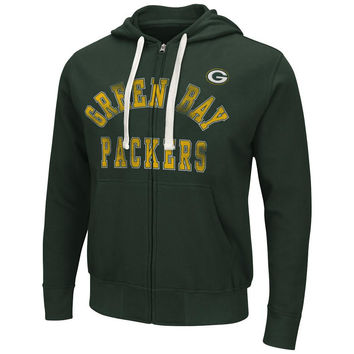 Green Bay Packers Full-Zip Hoodie