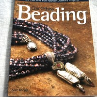 Chic & Easy Beading by Alice Korach Paperback Beading and Jewelry Book from Bead&Button Magazine