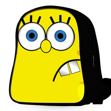 Spongebob Squarepants Face Backpack
