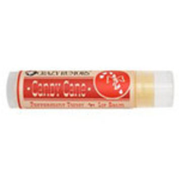 Crazy Rumors All Natural & Vegan Gourmet Lip Care Peppermint Twist Candy Cane - Festive Peppermint Infused Lip Balm (0.15 oz.)