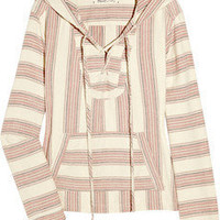 TEXTILE Elizabeth and James|Baja Popover cotton jacket|NET-A-PORTER.COM