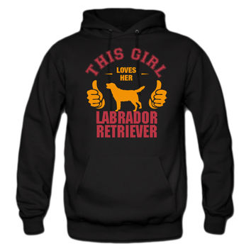 this-girl-loves-her-labrador-retriever-t-shirt-design hoodie