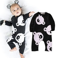 2016 new baby clothing Animal rompers for newborns body suit kids clothes boys girls jumpsuit baby romper cotton infant clothing