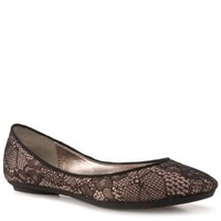 SM Women's Heaven Lace Flat Prom Women's Shoes - DSW