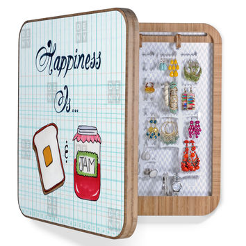 Heather Dutton Happiness Is Toast And Jam BlingBox