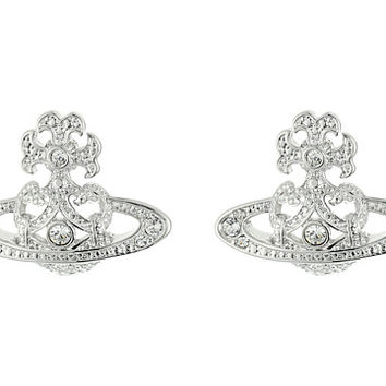 Vivienne Westwood Cassandra Bas Relief Earrings
