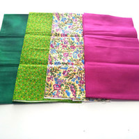 Bundle Fat Quarters with Poka Dots and Floral