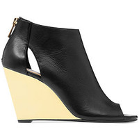 Jessica Simpson Marquise Wedge Booties