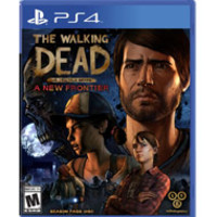 The Walking Dead - The Telltale Series: A New Frontier for PlayStation 4 | GameStop