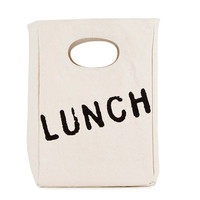 Organic Lunch Bag, LUNCH