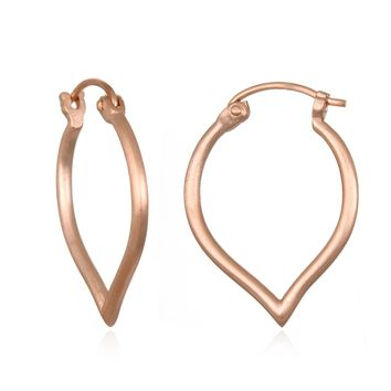 Open to Possibilities Rose Gold Earrings