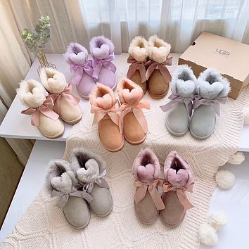 UGG Women's Bow Boots