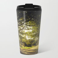 On the road again Metal Travel Mug by HappyMelvin