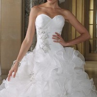 David Tutera 112230 Dress - MissesDressy.com