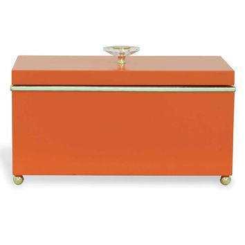 Port 68 Naples Orange Box | New Decor | What's New! | Candelabra, Inc.