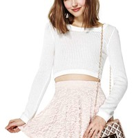 Marseille Lace Skirt