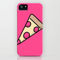 Pizza Illustration iPhone & iPod Case by Tees & Thanks | Society6