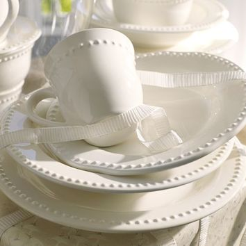 Emma Dinnerware-White | Pottery Barn