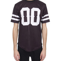 Fearless Mesh Jersey - Black