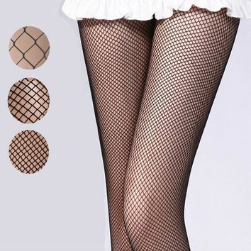 Sexy Ladies Mesh Fishnet Pantyhose