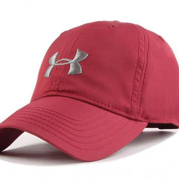 Under Armour Women Men Sport Baseball Cap Hat Sunhat
