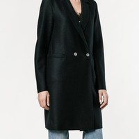 Harris Wharf London Double-breasted Coat - Farfetch