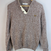 1980s Vintage GIORGIO ARMANI Wool Knit Sweater