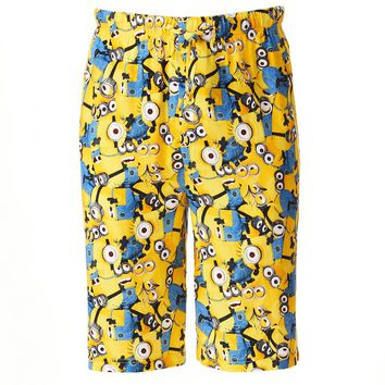 Despicable Me Minions Jams Shorts