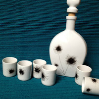 Sake Set by oMEandoMY on Etsy