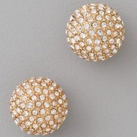 Michael Kors Glam Classics Stud Earrings | SHOPBOP
