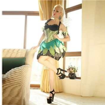 DCCK0OQ Halloween dress angel wings butterfly dress butterfly princess drama stage clothes [8978890759]