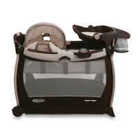 Graco® Pack 'n Play® Playard with Cuddle Cove™ Rocking Seat in Paris