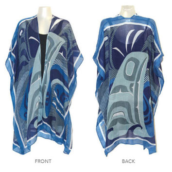 Sheer Wrap with The Pod Design by Trevor Angus
