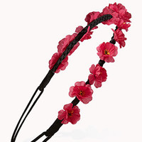 Front Row Flower Crown